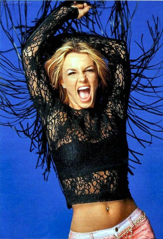 Britney Spears Non Nude Photo Picture