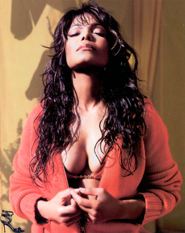 Janet Jackson Non Nude Photo Picture