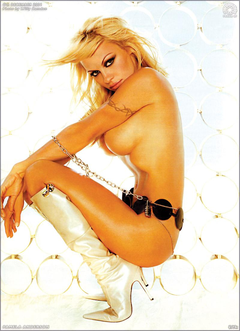 Pamela Anderson Non Nude Photo Picture